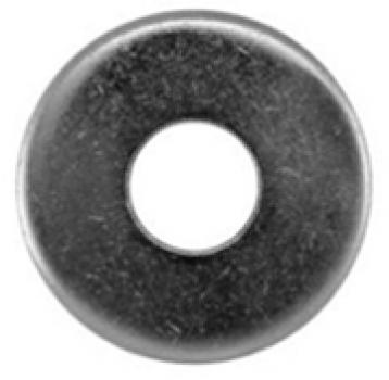 25 St/ück Karosseriescheiben 6,4 X 20 f/ür M6 Edelstahl A2