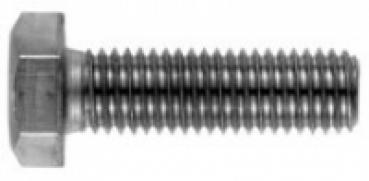 EDELSTAHL Becherschrauben V2A M3 x 6 bis M3 x 50mm mit Muttern Flachkopf Schlitz